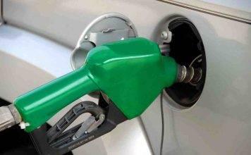 benzina prezzo