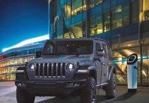 Nuova Jeep Wrangler 4xe plug-in hybrid: partono le ordinazioni in Italia