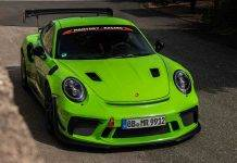 Porsche 911 GT3 RS Manthey