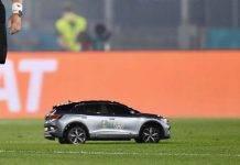 Euro 2020 minicar Volkswagen