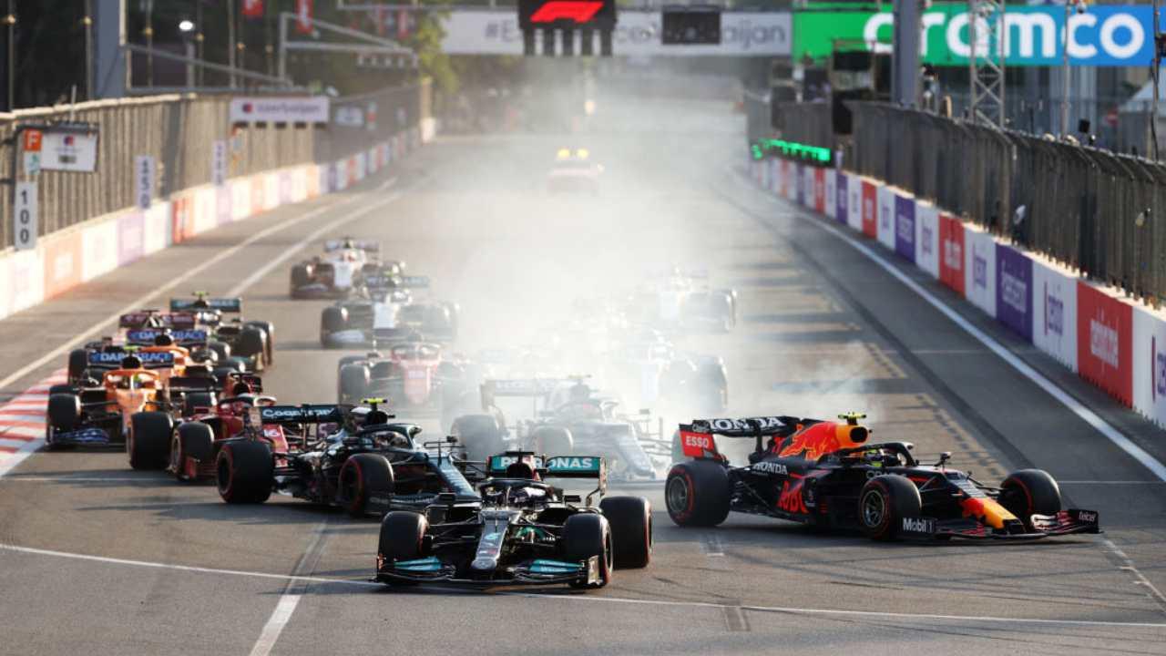 Formula 1 GP Baku classifica