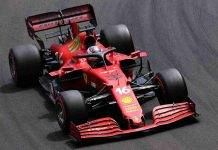 Ferrari F1 GP Francia