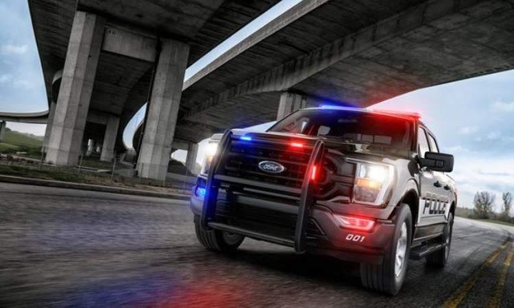 Ford F-150 Responder