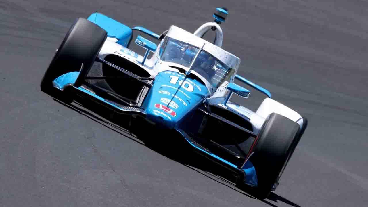 Indycar Alex Palou