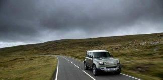 Jaguar Land Rover Defender
