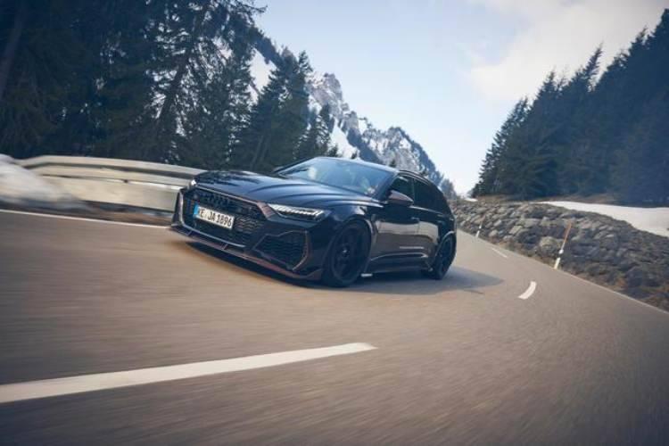Johann ABT Signature Edition Audi RS 6