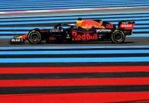 F1 GP Francia Max Verstappen