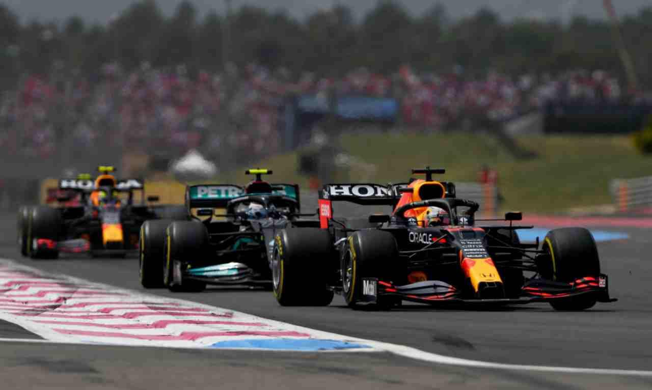 Formula 1 classifica GP Francia
