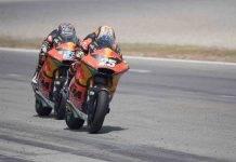 Raul Fernandez Moto2 GP Germania