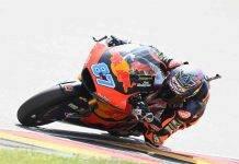 Remy Gardner Moto2 GP Germania