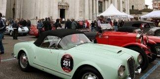 Auto d'Epoca, concorso di eleganza a Varazze: scelta la vincitrice