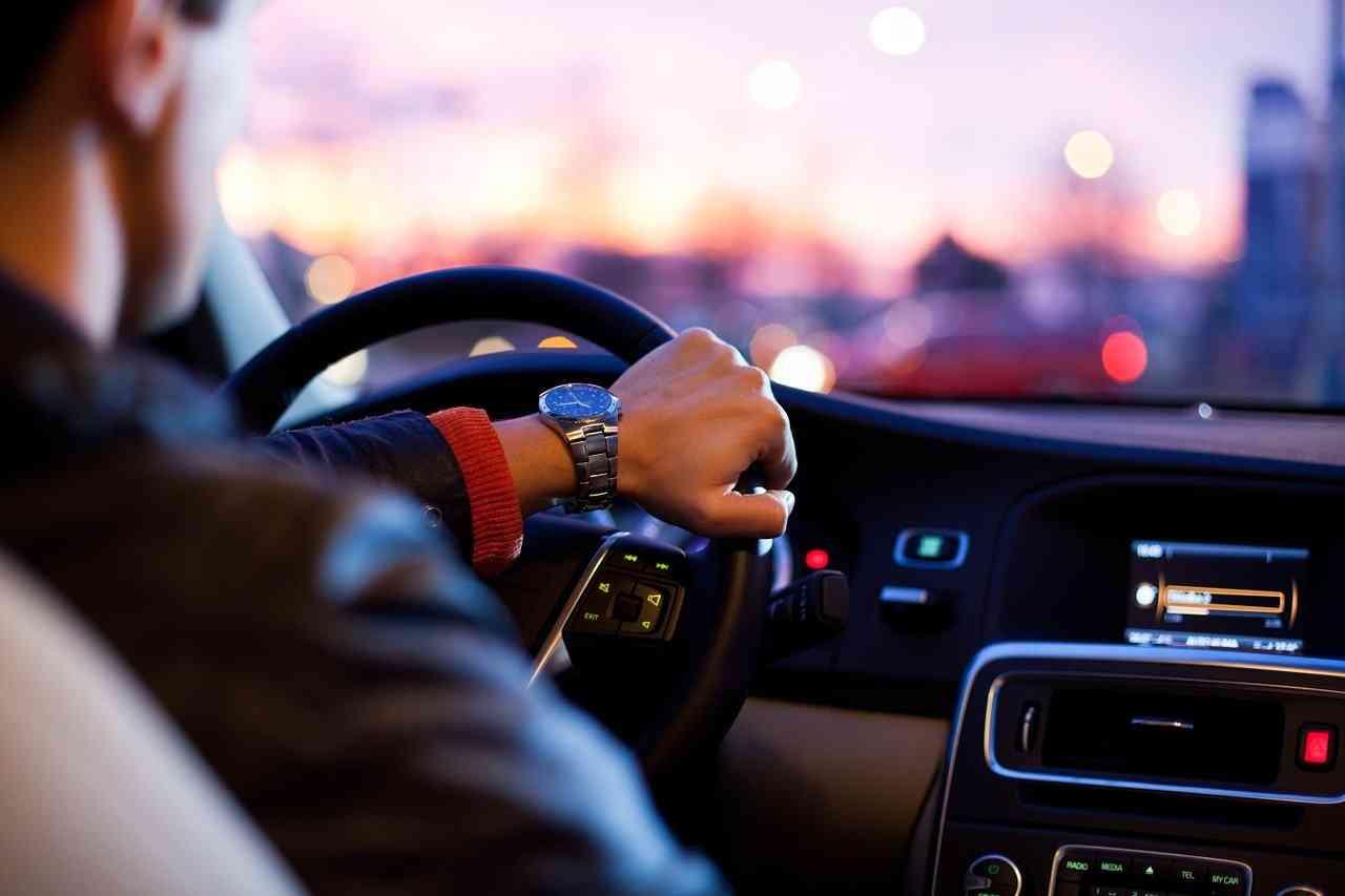 Viaggi in Auto in Zona Bianca