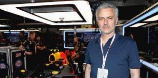 Mourinho e la Formula 1, una passione infinita: gli aneddoti più curiosi