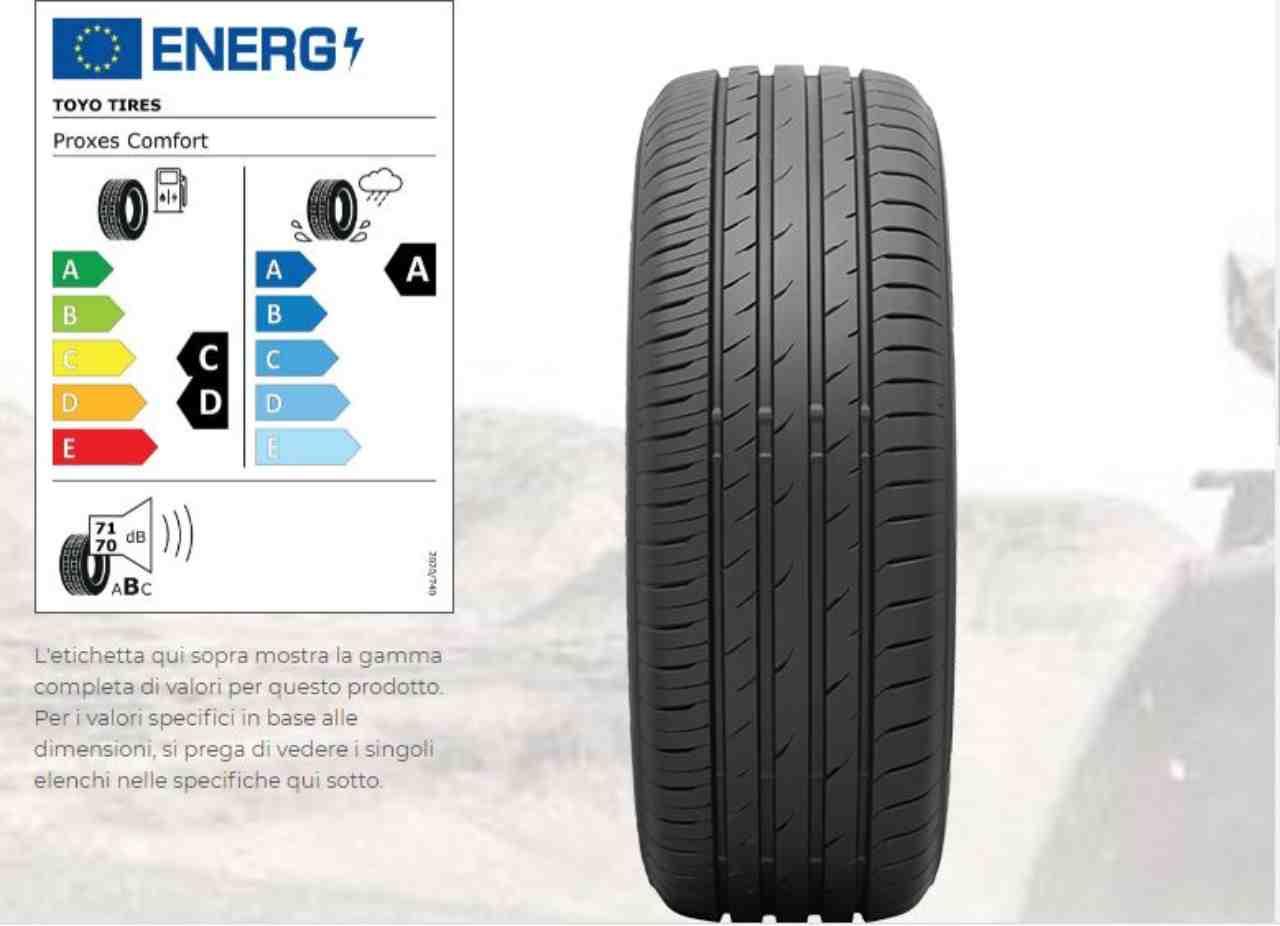 pneumatico Toyo Tires