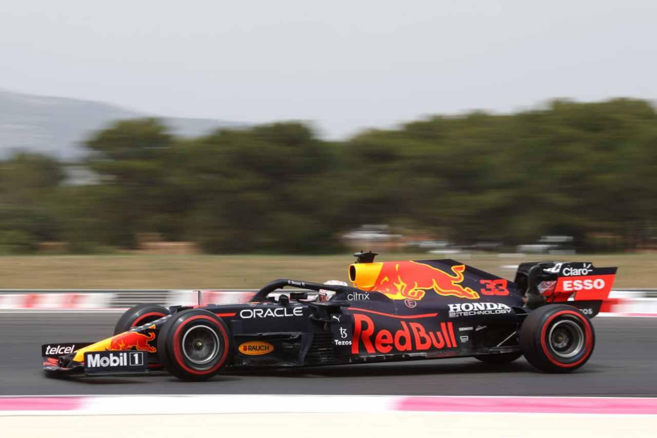 F1 GP Francia, Highlights Gara
