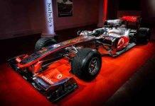 McLaren Lewis Hamilton 2010