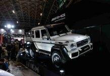 Mercedes Classe G 6x6 Traxxas
