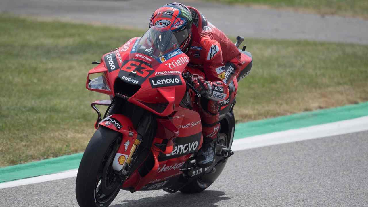 MotoGP Francesco Bagnaia