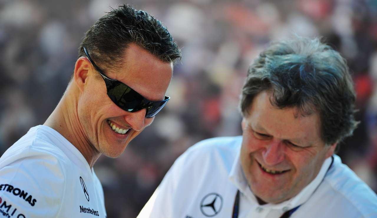 Schumacher e Haug