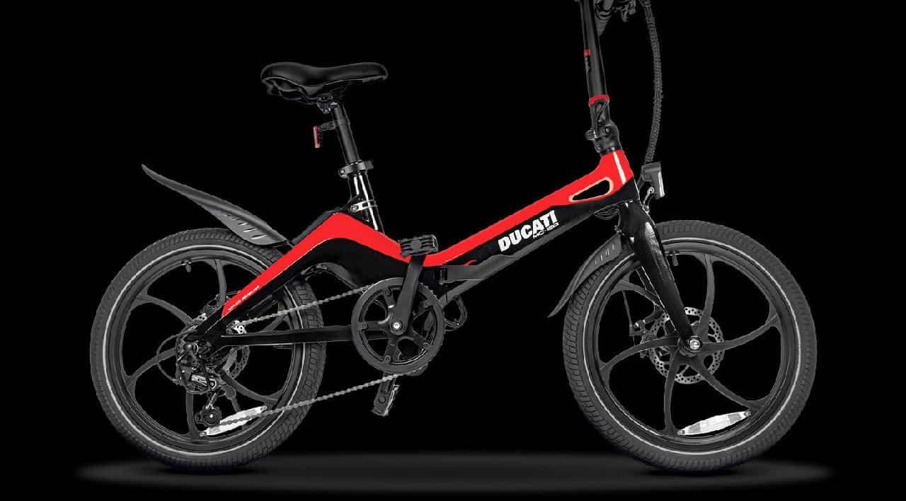 Da Ducati arriva l'E-bike super tecnologica: caratteristiche e prezzo
