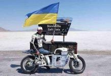Delfast Dnepr Moto Elettrica