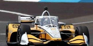 Indycar Gateway Newgarden
