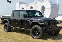 Jeep Gladiator Jay Leno