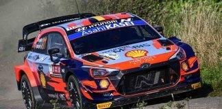 Rally Belgio Neuville