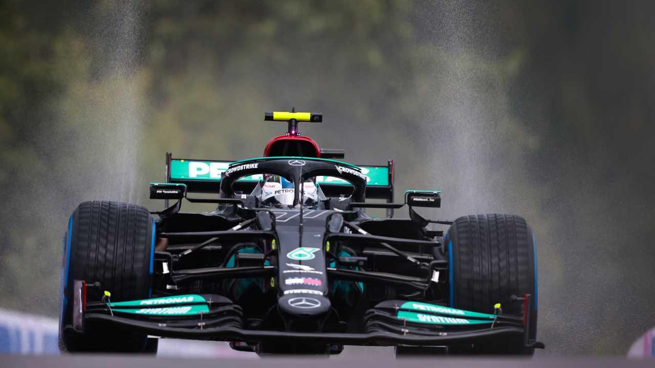Valtteri Bottas F1 Mercedes