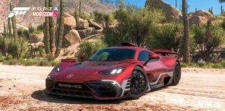 La Mercedes-AMG One che (per ora) si può guidare solo in un videogioco