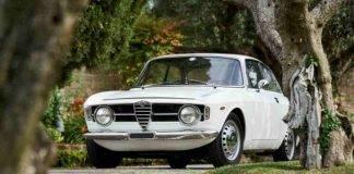 Alfa Romeo GT Junior Scalino