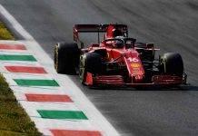 Charles Leclerc F1 GP Russia