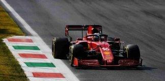 Charles Leclerc Ferrari F1