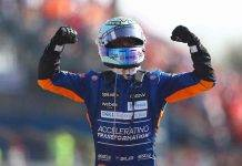 Daniel Ricciardo F1 GP Monza