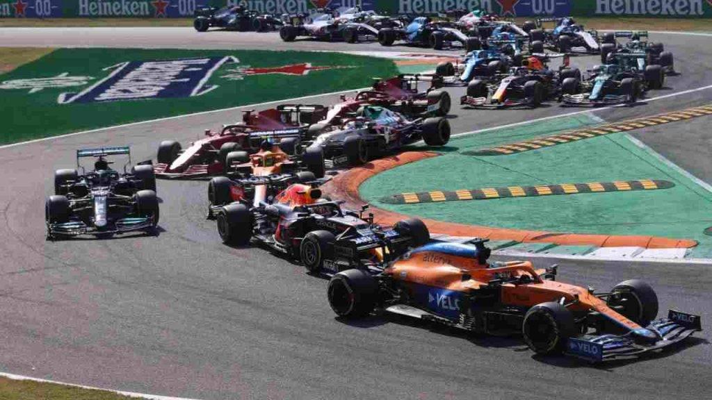 F1 GP Monza