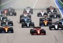 F1 GP Russia 2021