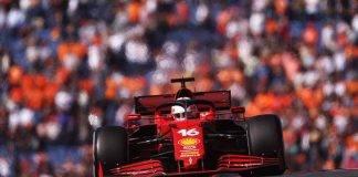 Charles Leclerc F1 GP Olanda