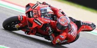Francesco Bagnaia Ducati MotoGP