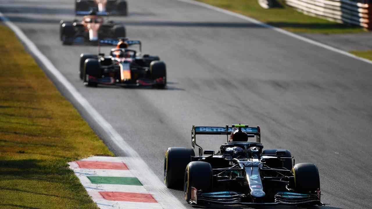 GP Monza Bottas