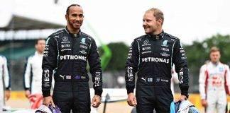 Hamilton e Bottas