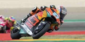 MotoGP KTM Gardner