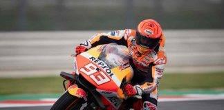 Marc Marquez Honda HRC