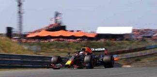 Max Verstappen F1 GP Olanda