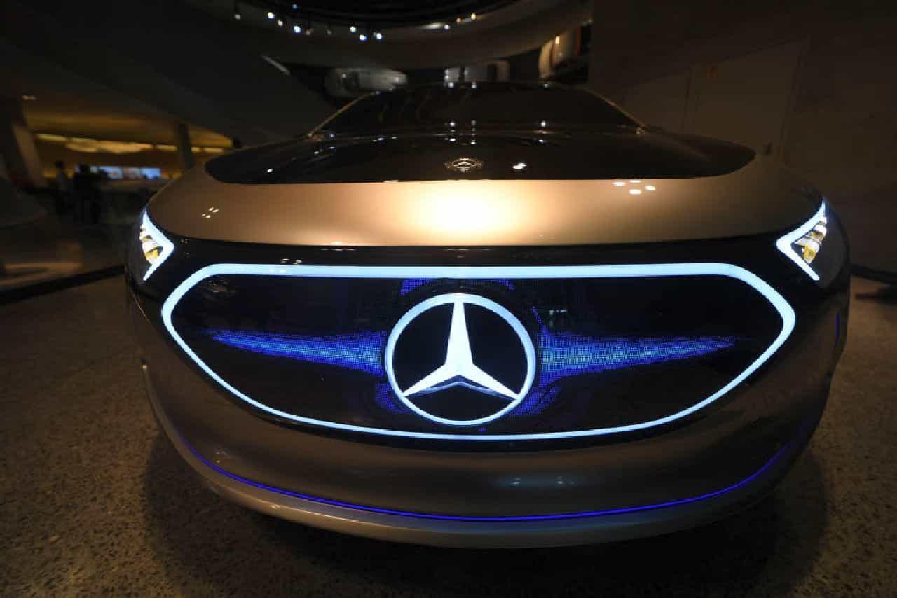 Da Mercedes l'Auto che si guida col pensiero: l'ambizioso progetto