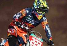 Motocross Nazioni Cairoli