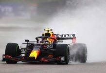 Red Bull F1 GP Russia