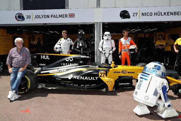 Renault F1 Star Wars