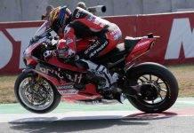 Superbike Catalogna Rinaldi