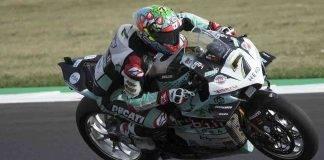 Superbike Davies