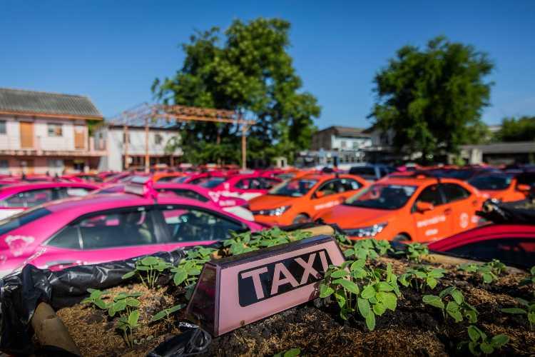 Taxi Thailandia